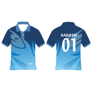 Playing T-Shirt (Fully Sublimated) Style-13