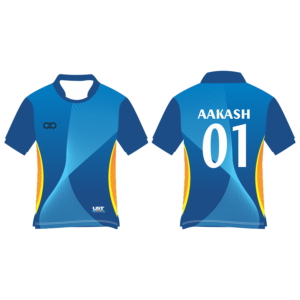 Playing T-Shirt (Fully Sublimated) Style-2
