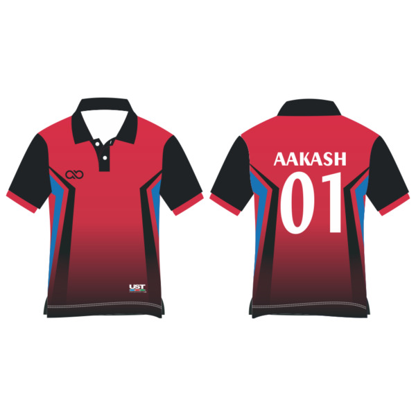 Playing T-Shirt (Fully Sublimated)